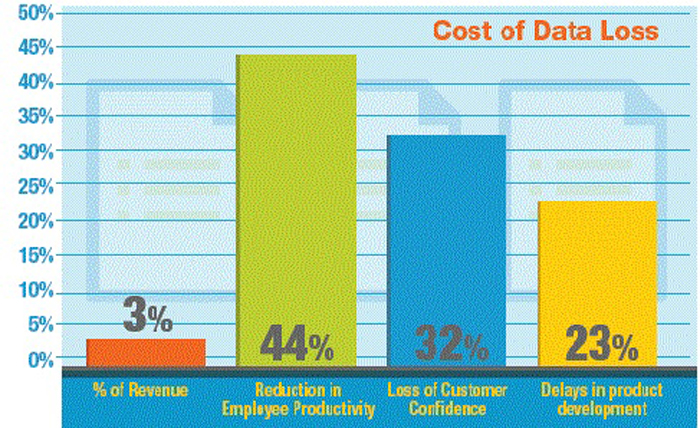 The Cost of Data Loss